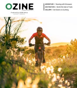 oZine Issue 2 Cover page